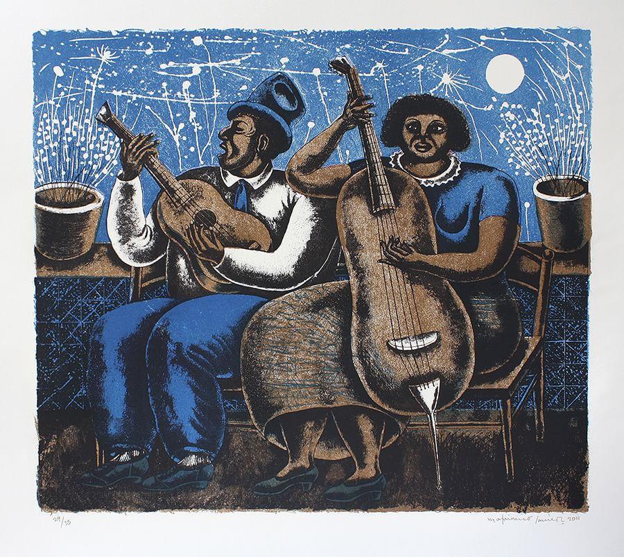Cantantes de Blues