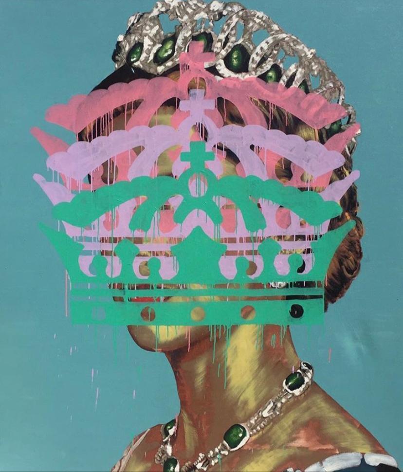 Reina de las Coronas.