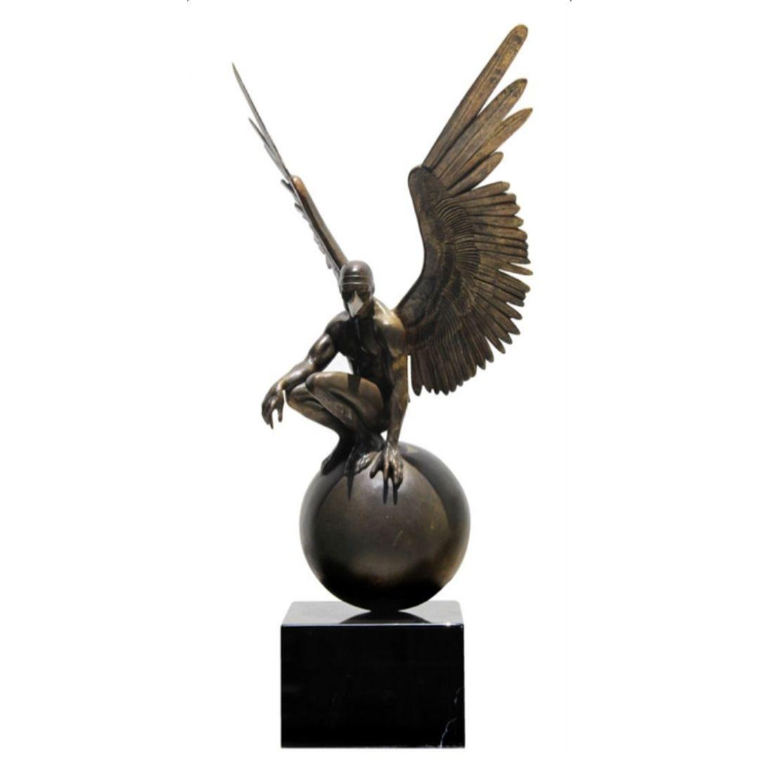"""Angel Perselidas III Miniatura"""