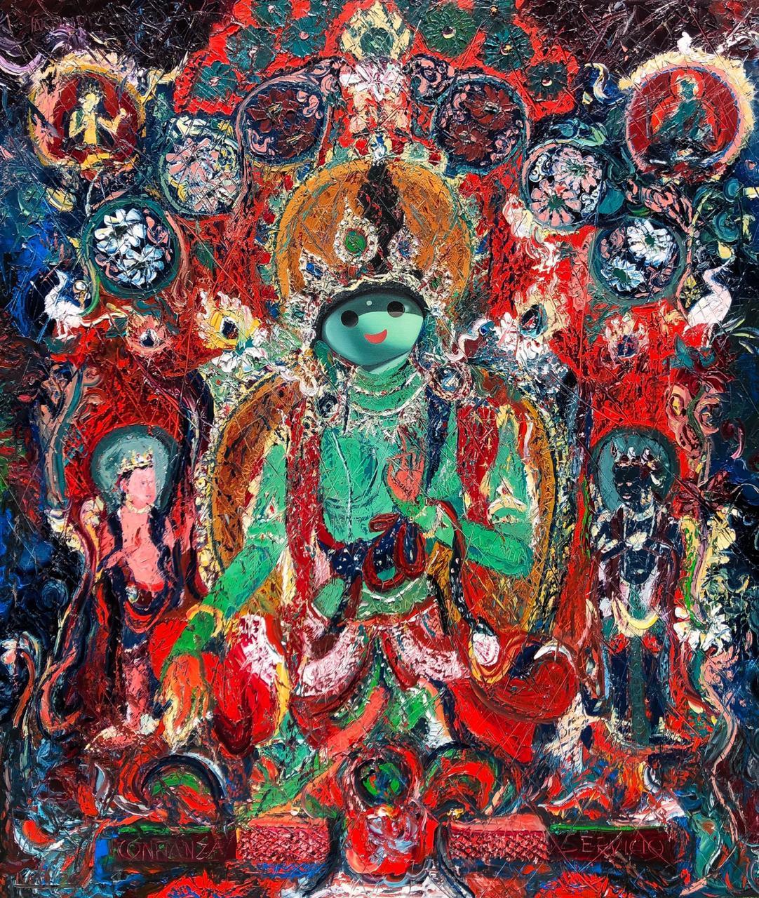 Cosmovision Tibeteana