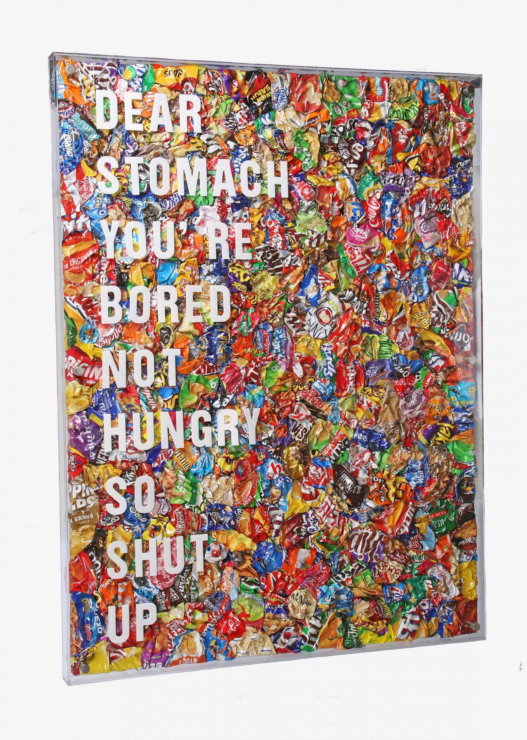 Dear Stomach...