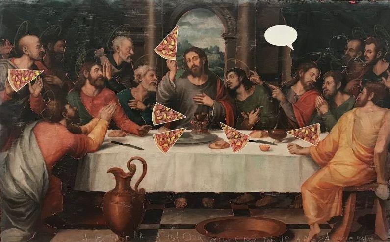 La verdadera historia de la creación de la pizza