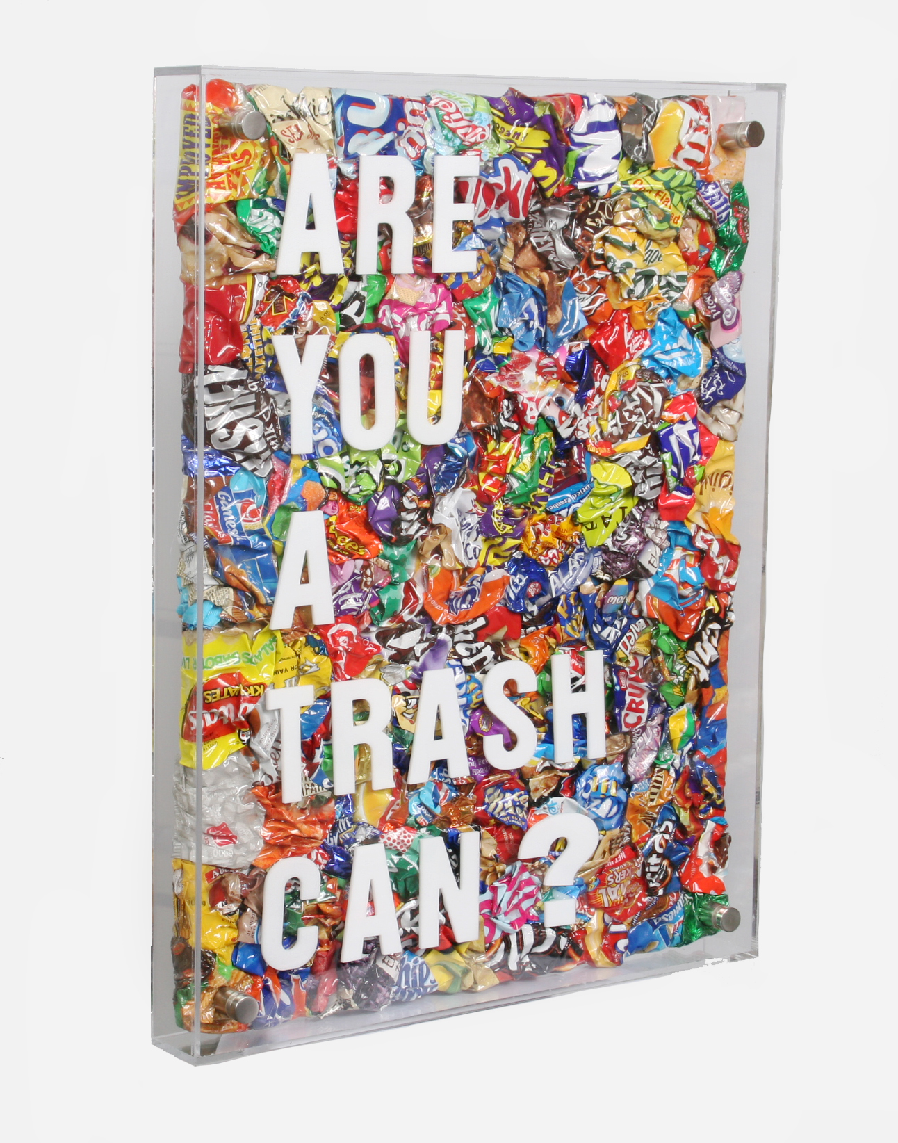 Are you trash can?